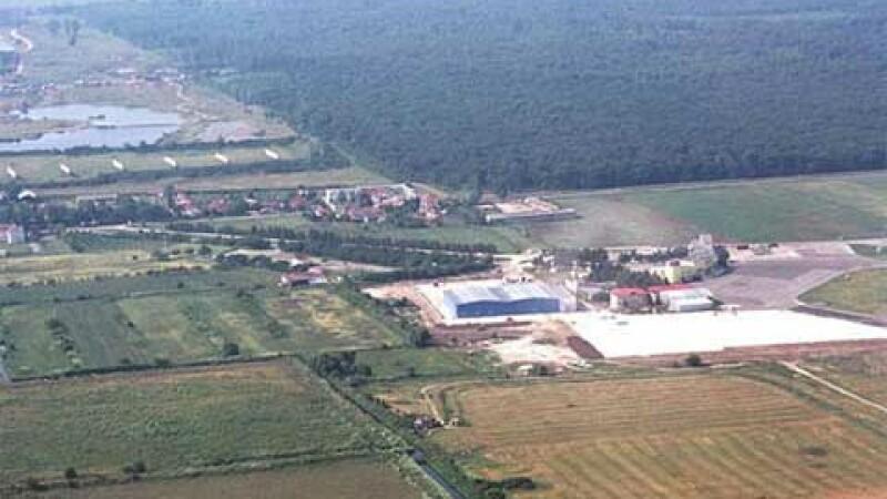 Aeroportul din Arad