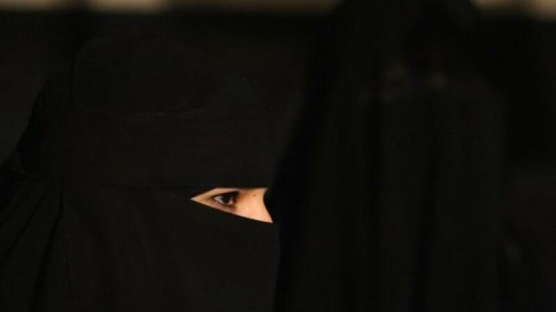 fata din Arabia Saudita