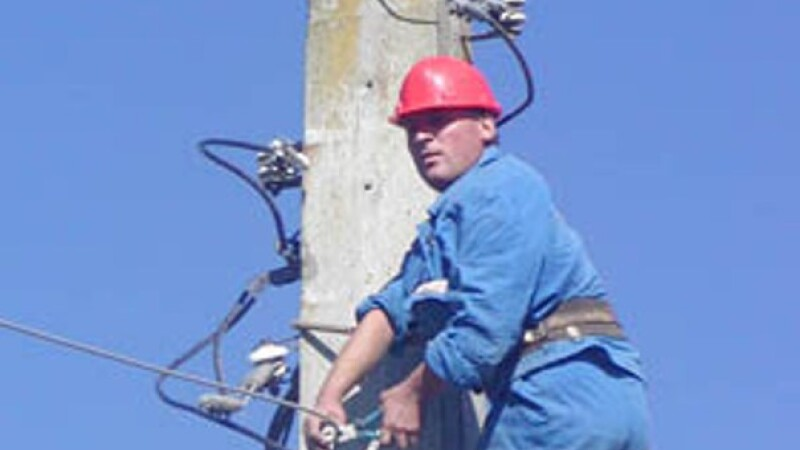 Avarii electricitate