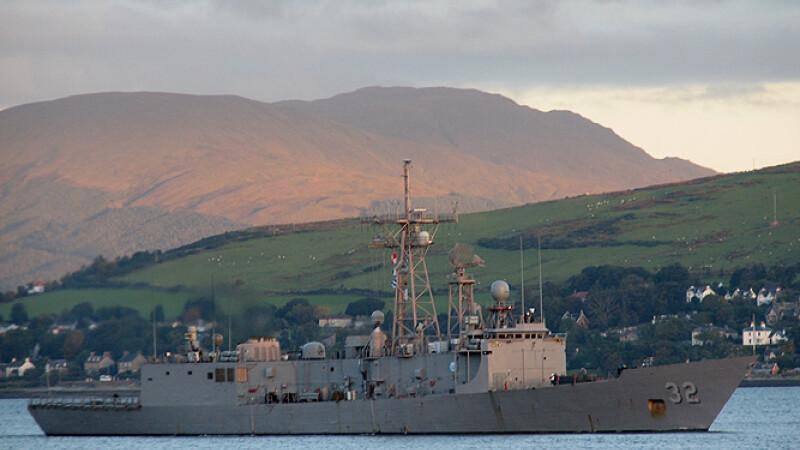 USS John Hall