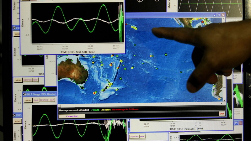Un cutremur puternic a zguduit Chile. Peste 7.000 de persoane au fost evacuate de pe litoral