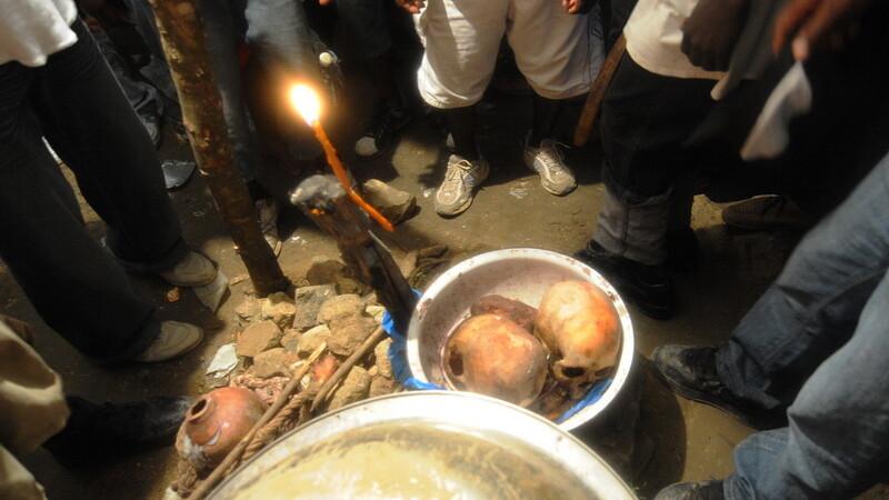 ritual vrajitorie