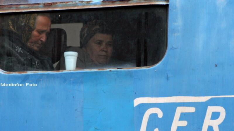CFR, bilete de tren, tren, calatori, pasageri