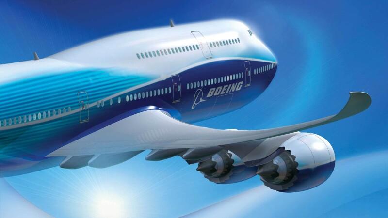 Boeing 747-8 Intercontinental - 5
