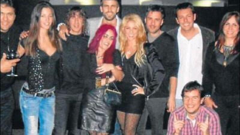 Relatia dintre Shakira si Pique a ajuns caz in justitie