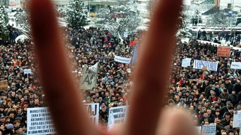 5 federatii sindicale vor sa organizeze proteste in ziua congresului UDMR