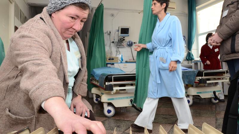 Ministerul Sanatatii: Peste 15.400 de pneumonii si aproape 62.000 de viroze respiratorii