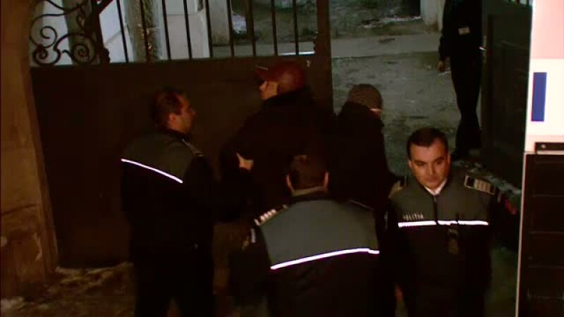 Max Balasescu arestat