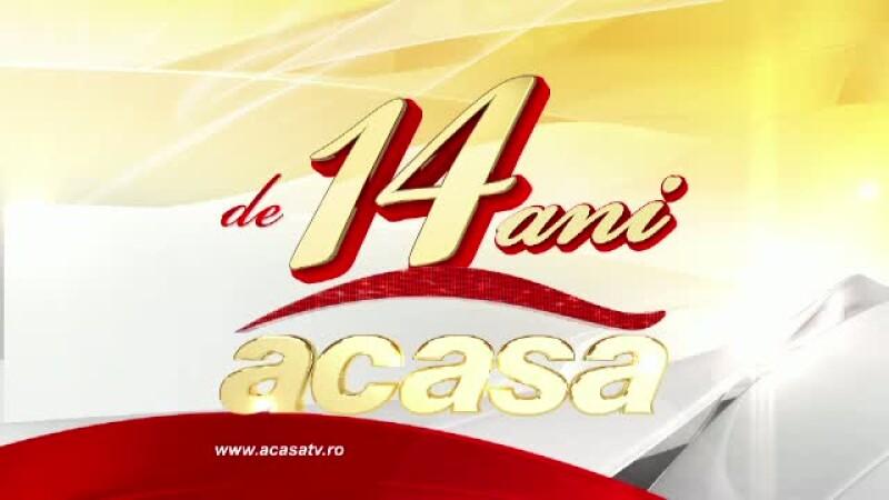 aniversare ACASA TV 14 ani