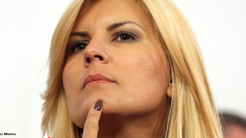 Udrea: Cine asteapta sa-mi retrag candidatura la presedintia PDL, sa-si puna pofta-n cui!