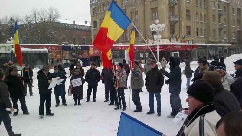 protest ger timisoara