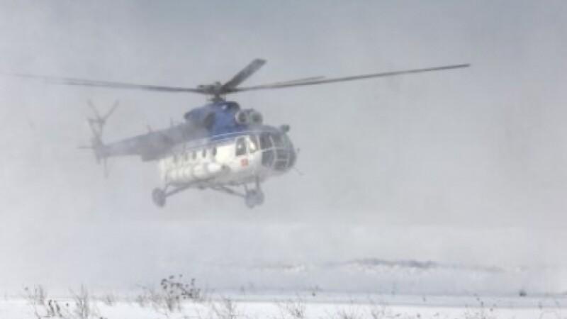 elicopter zapada