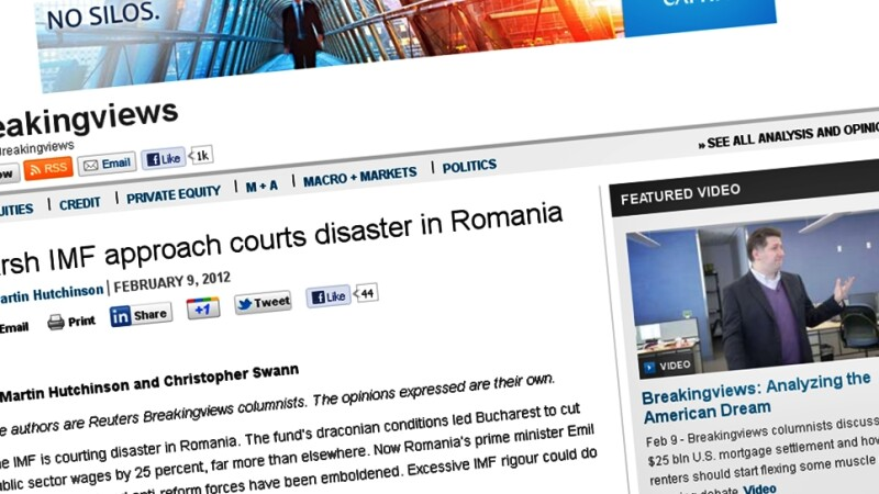 Analiza Reuters