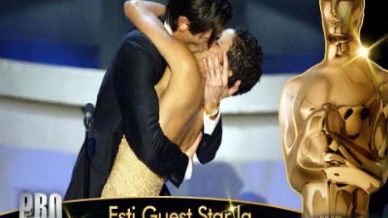A facut ce visa fiecare barbat. Cum a luat nastere cel mai memorabil moment din istoria Oscarurilor