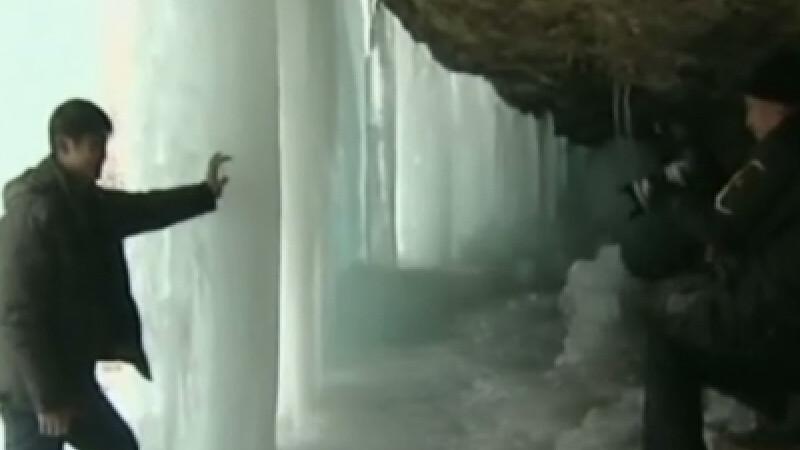 cascada de gheata