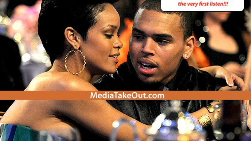 Rihanna si Chris Brown