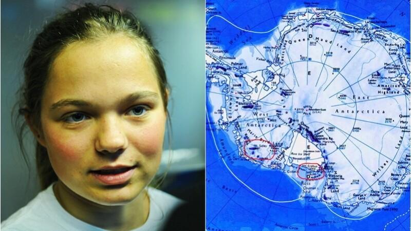 Alpinista Crina Coco Popescu a intrat in Cartea Recordurilor