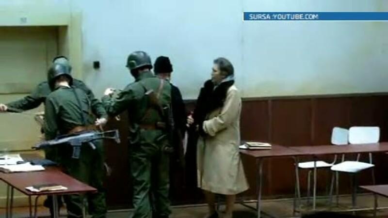 piesa teatru Ceausescu