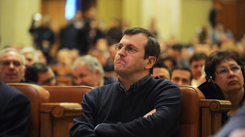 Cristian Preda: Am refuzat candidatura la Sectorul 4, am propus sa candidez la Primaria Capitalei