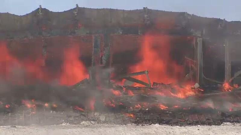 incendiu hotel ranca