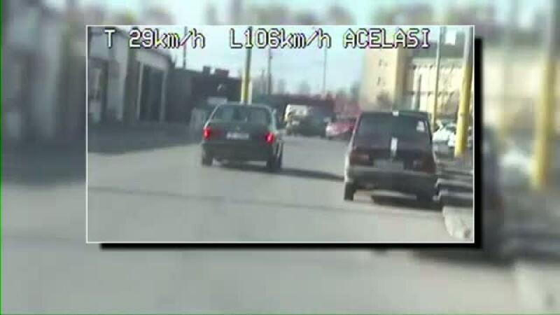 urmarire in trafic
