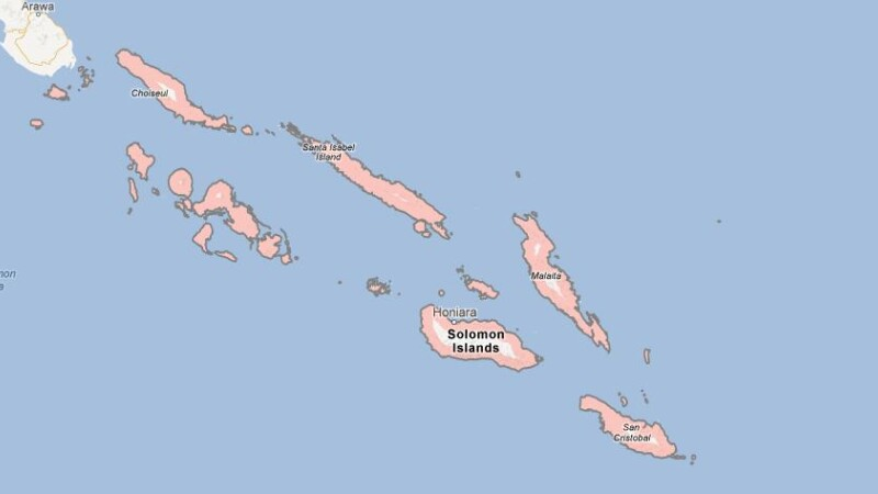insulele salomon