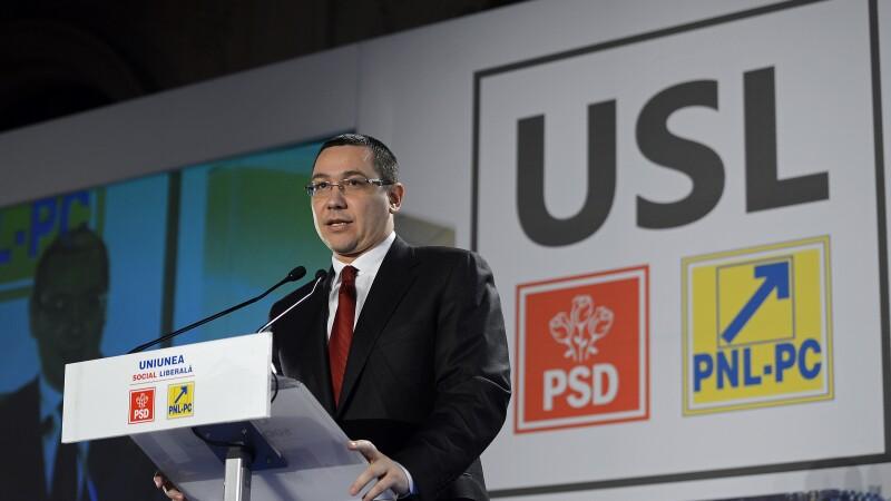 Ponta: La revizuire propun ca MJ si presedintele sa nu mai fie implicati in numirea procurorilor sef
