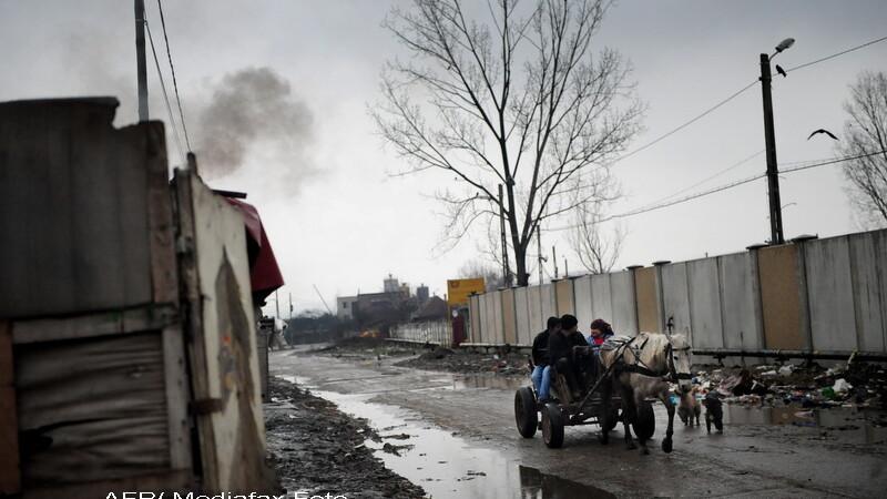 Reportaj The Sun: De ce vor sa plece toti tiganii din Romania, in Anglia.