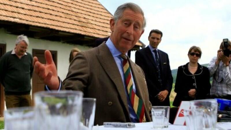 Ambasadorul Marii Britanii: Printul Charles intelege ca Romania are ceea ce restul Europei a pierdut