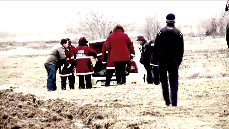 taximetrist ucis Sibiu
