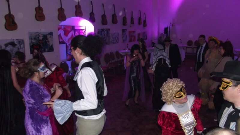 carnaval, Palatul Brukenthal