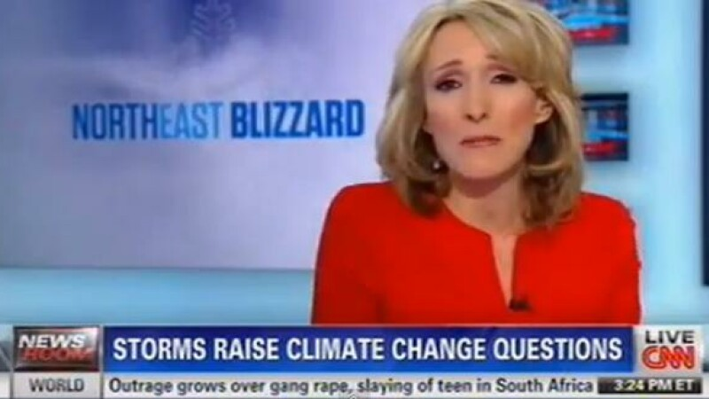 VIDEO. Gafa surprinzatoare a unei prezentatoare de la CNN. Ce l-a intrebat pe invitatul sau