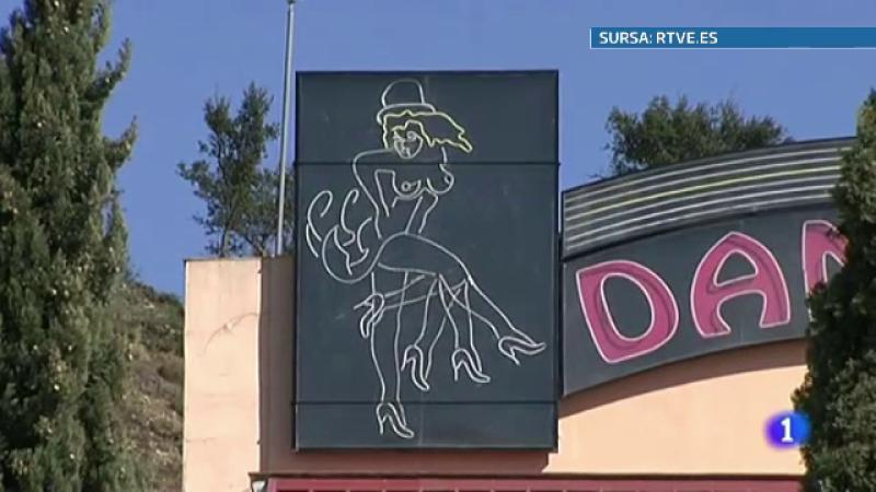 Retea gigant de prostitutie cu romance, anihilata in Spania: