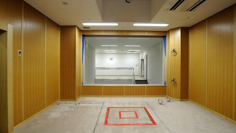 Camera de executie, Japonia
