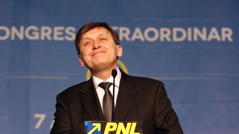 Crin Antonescu: