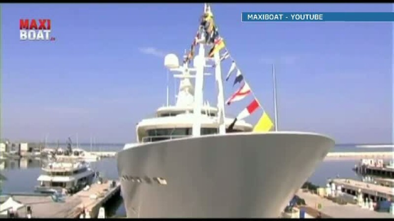 Yacht Patriciu