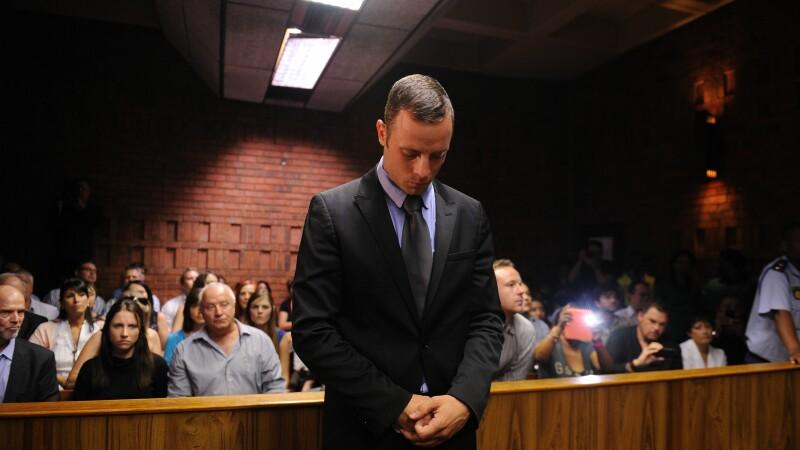 Primul mesaj public al lui Oscar Pistorius dupa ce si-a ucis prietena. A fost trimis pe Twitter