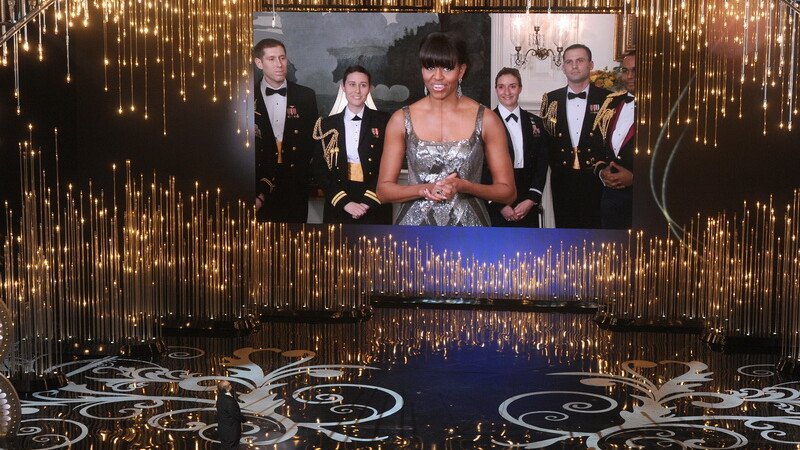 Surpriza de la Oscar 2013. Michelle Obama a anuntat premiul la categoria