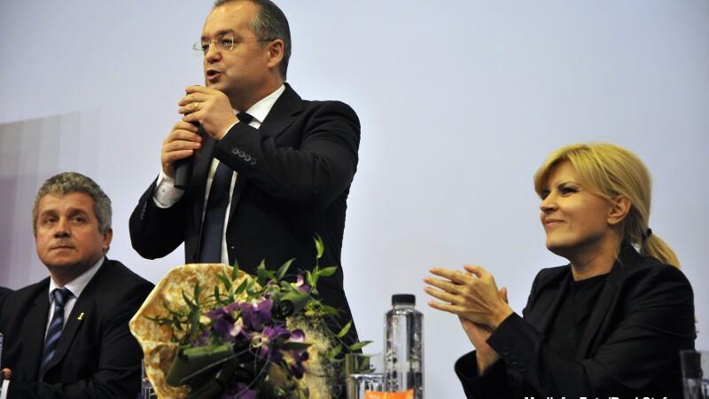Emil Boc, Elena Udrea
