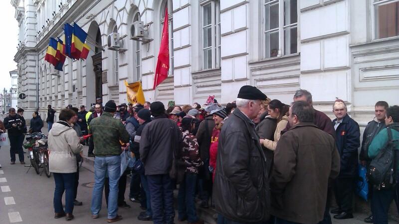 protest postasi mascati,arad