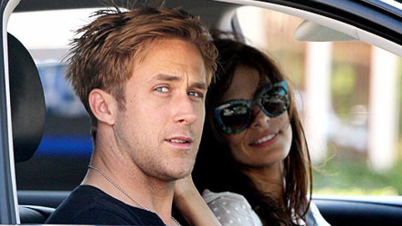 Eva Mendes si Ryan Gosling