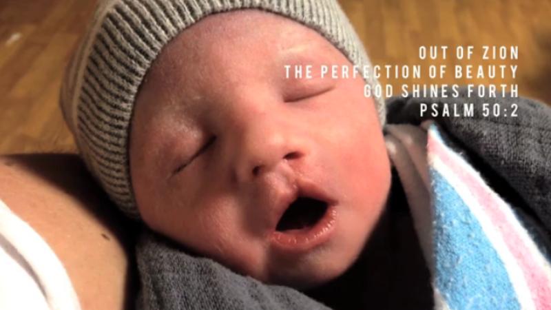 Cazul emotionant al copilului care a trait doar 10 zile, dar care a lasat in urma o lectie de supravietuire
