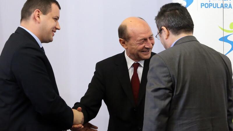 Eugen Tomac, Traian Basescu