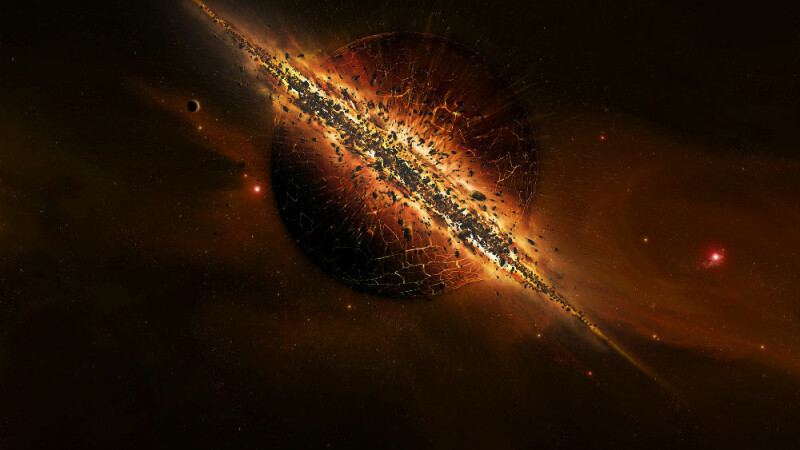 O supernova ar putea DISTRUGE viata de pe Terra. Cercetatorii spun ca fenomenul
