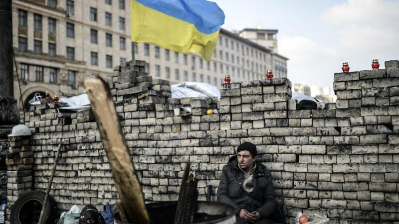 Proteste in Kiev, Ucraina