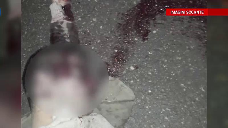 barbat mutilat Arad