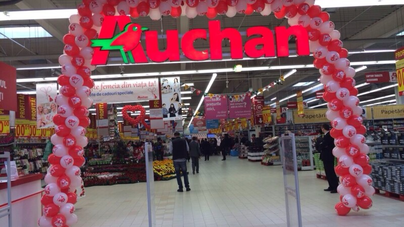 Cluj, Auchan