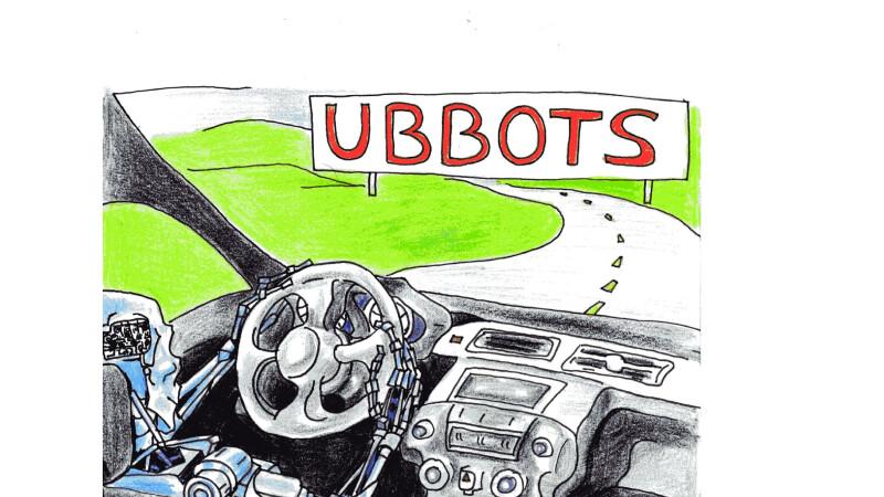 Expozitie de roboti la Universitatea Babes-Bolyai