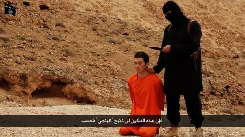 Statul Islamic a anuntat ca l-a decapitat pe Kenji Goto. Guvernul nipon: Inregistrarea,