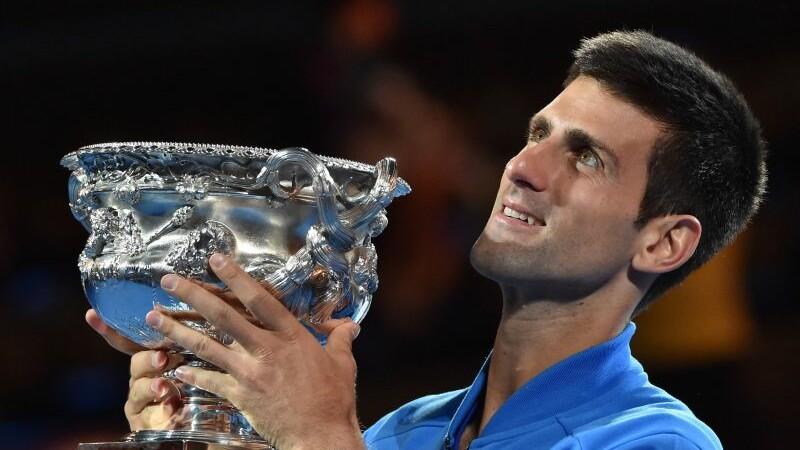 Novak Djokovici a castigat pentru a cincea oara turneul Australian Open, dupa ce l-a invins in finala pe Andy Murray